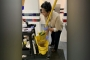 Principal cleans school when sole daytime custodian has an emergency