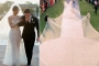 What's white, sheer and 75ft long? Priyanka Chopra's wedding veil