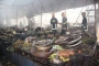 Malibagh Kitchen market fire: Estimated loss is Tk 5 crore