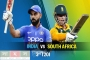 India opt to bat in third South Africa T20