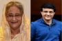 Sourav Ganguly invites Sheikh Hasina for Bangladesh-India Test at Eden