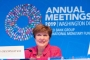 IMF's Georgieva hopes 'the will holds' for a Brexit deal
