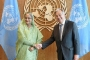 UN chief praises the leadership of Sheikh Hasina
