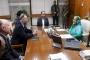 ICC delegation meets Prime Minister Sheikh Hasina