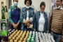2 Cameroonian women held with liquor, beer in city
