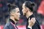 Ronaldo and Ibrahimovic face off in battle for Champions League spot