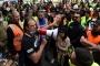 Melbourne shuts construction sites after violent anti-vax protest